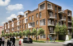 Nowe mieszkania w centrum Gdańska