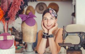Beata Kołodziejska: z miłości do kapeluszy