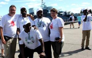 Pielgrzymi z Zambii: zazdrościmy wam morza
