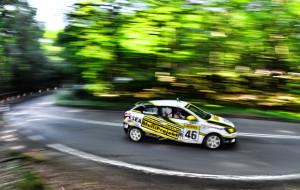 Samochodowe mistrzostwa w Trójmieście