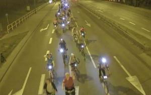 W sobotę nocny przejazd rowerowy w Gdyni