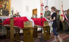 Uroczysty pogrzeb Inki i Zagończyka w niedzielę na cmentarzu Garnizonowym