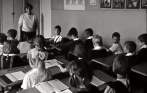 Tak wyglądał dzień w szkole pół wieku temu