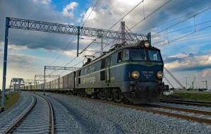 Gotowa linia kolejowa do gdańskiego portu