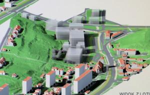 Wizja nowego centrum Siedlec przy pętli