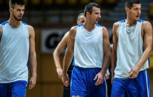 Sparingi trójmiejskich drużyn koszykarskich