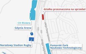 Gdynia chce 11 mln zł za działkę przy al. Zwycięstwa