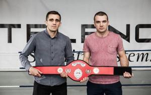 Białe Kołnierzyki boksują o mistrzowski pas
