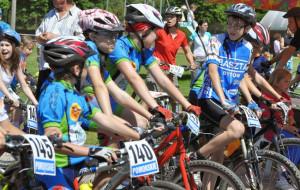 120 kolarzy wystartowało w Gdańskim Tourze Bikerów