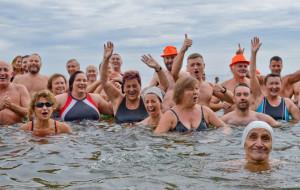 Trójmiejskie morsy zapraszają na pierwsze kąpiele