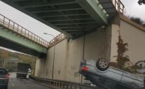 Poważny wypadek na Drodze Gdyńskiej