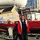Romuald Koperski ruszył w rejs przez Atlantyk