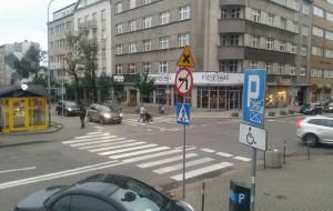 Zmiany w ruchu w centrum Gdyni dezorientują kierowców
