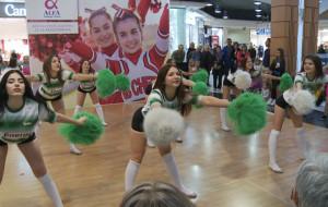 Występy najlepszych cheerleaderek z Trójmiasta