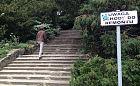 Remonty schodów na Kamienną Górę wstrzymane