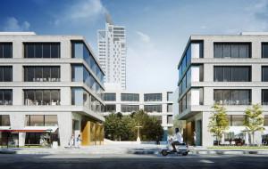 Kolejne hotele, biurowce i multipleks w centrum Gdyni