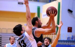 Wyrównany poziom w Środowiskowej Basket Lidze