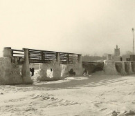 Zimowy Sopot na historycznych zdjęciach
