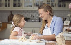 Zosia Cudny: Gotowanie z dzieckiem to frajda