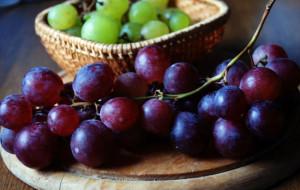 Winogrona w służbie zdrowia i urody