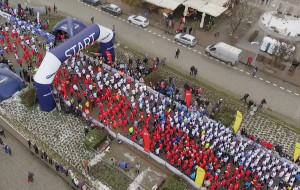 Blisko 5,5 tys. osób w Biegu Niepodległości