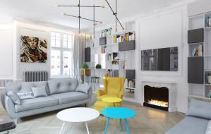 Mieszkanie w zabytkowej kamienicy - wymagający luksus