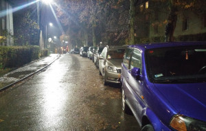 Gdynia: strażnicy aktywniejsi, kierowcy niezadowoleni