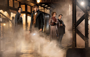 """Magia Pottera powraca. Recenzja filmu """"Fantastyczne zwierzęta i jak je znaleźć"""""""