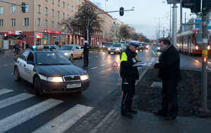 NIK: policja źle dba o bezpieczeństwo pieszych i rowerzystów