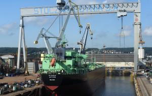 Duży dok dla Niemców? Stocznie zaprzeczają