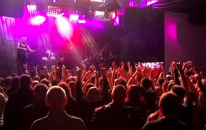 U źródeł Iron Maiden - relacja z koncertu Steve'a Harrisa w B90