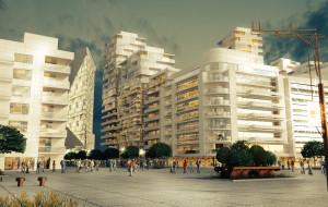 Międzytorze w Gdyni nadal czeka na plan miejscowy