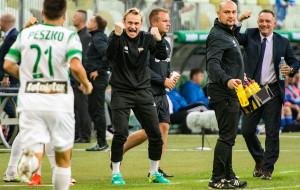 Trener Lechii apeluje o docenianie zwycięstw
