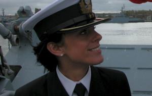 Pierwsza kapitan w Marynarce Wojennej RP