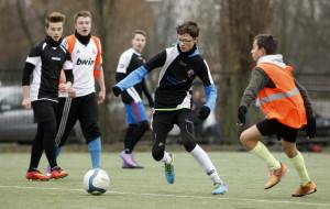 Zagraj w mikołajkowym turnieju piłkarskim