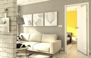 Dziel i łącz strefy, czyli aranżujemy otwartą przestrzeń mieszkania