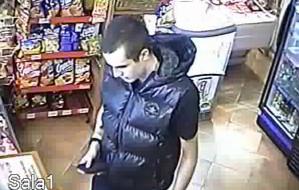 Robił zakupy kradzioną kartą płatniczą - rozpoznajesz go?