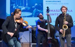 """Tomasz Chyła Quintet wygrał """"Jazz Juniors"""""""