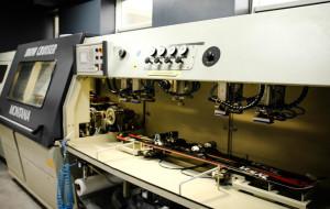 Maszyna przygotuje ci sprzęt narciarski