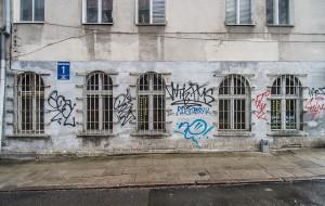 Grafficiarze zapłacili za szkody przy Jana z Kolna