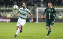 Lechia zdominowała Śląsk. Wygrała 3:0