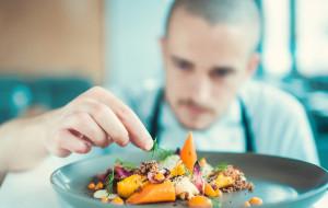 Ryba, zioła, warzywa - Jacek Koprowski poleca potrawy na wigilijny stół