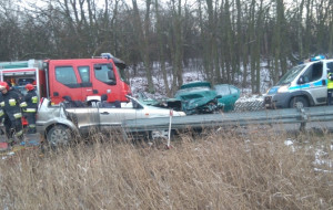 Jadąc bez prawa jazdy spowodował poważny wypadek - trafi przed sąd