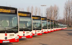 21 nowych autobusów dla Gdańska