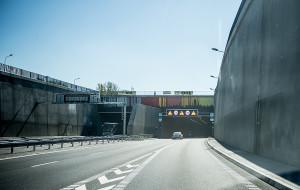 Kiedy legalnie pojedziemy 70 km/h w tunelu pod Martwą Wisłą?