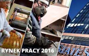 Rynek pracy 2016 - zobacz, co się wydarzyło