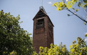 Zegar na Biskupiej Górce ruszy później