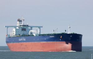 Kolejny tankowiec z ropą z Iranu przypłynie do Gdańska