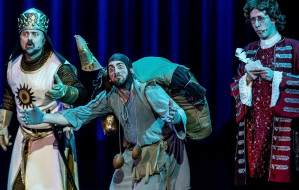 """Król Lew, Kraina Lodu i inne. O """"Koncercie Sylwestrowym"""" w Teatrze Muzycznym"""