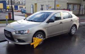 Jak parkować bez mandatu w okolicy ul. Łużyckiej w Gdyni